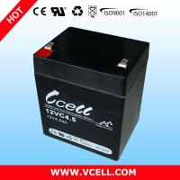 Wholesale 12VC4.5 Valve Regulated Lead Acid Battery from china suppliers