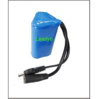 Wholesale 11.1V 5.2AH rechargeable battery for Heated-clothing/LY-L03S001-3 from china suppliers