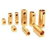 Wholesale Brass Strip Straight Connectors from china suppliers