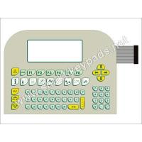 Display Window Membrane Keypad