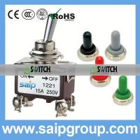 China 15A 250V on off on lighted toggle switch knife disconnect switch 2P 3P 4P 6P 9P 12P on sale