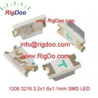 Wholesale 1206 3216 Green Chip SMD LED Diode from china suppliers