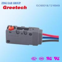 Wholesale 250VAC Waterproof Microswitch 250VAC Waterproof Microswitch from china suppliers