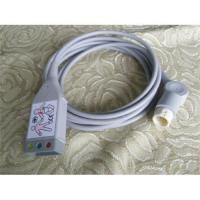 Wholesale ECG Trunk Cable HP 3 Lead for Patient Monitor from china suppliers