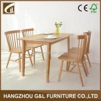 Wholesale wholesale antique solid oak wood dining table sets/coffee table sets from china suppliers
