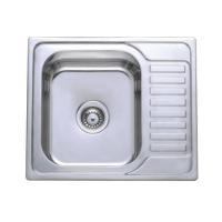 Wholesale TCI5850S TCI5850S Single Bowl Sink 304 Stainless Steel Sink from china suppliers