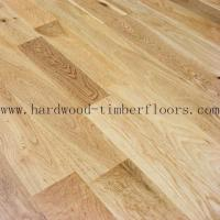 China Featured Hardwood & Engineered 3/4 white oak wide hardwood floors on sale