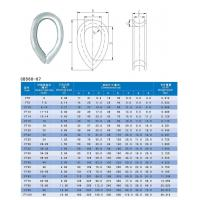 Wholesale Eye Ring  Marine Fiber Rope Eye Ring from china suppliers