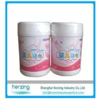 Wholesale 100CT Canister Baby Soft Wipes FDA Approved from china suppliers