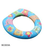 BC003 Plastic and Spong Baby Potty Seat