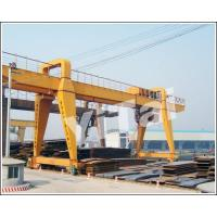 Double girder with trolley