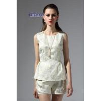Wholesale 201432415553Vintage Summer Women Sleeveless Top from china suppliers