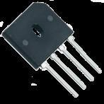 Wholesale Rectifier Discretes GBU Bridge Rectifiers Diodes from china suppliers
