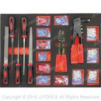 Tool Storage 307-PC Files Striping Pliers & Riveter