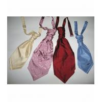 Wholesale Ties Silk Dupion Pre tied Cravats from china suppliers