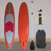 Inflatable stand up paddle board,