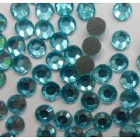 Wholesale un-lead black diamond hot fix strass from china suppliers