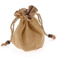 Best promotion jute bag manufacture wholesale