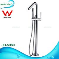 Chrome plated best quality bathtub mixer with diverter JD-5080