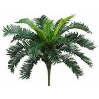 Wholesale Set of 6 - 22 Artificial Cycas Palm Bush Plant from china suppliers