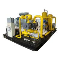 Biogas(methane gas) Compressor