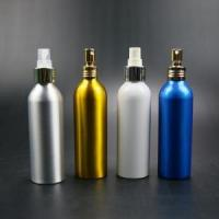 China aluminium packaging for food aluminium spray bottles on sale