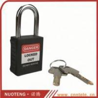 Wholesale 38mm Shackle padlock alarm danger locked out from china suppliers