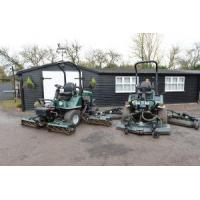 Wholesale Gang Mowers Hayter T424 5 Gang mower 4WD ride on from china suppliers