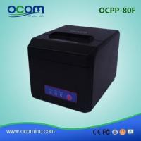 Wholesale OCPP-80F: 3 inch bill POS receipt thermal printer price 58mm and 80mm width paper avaliable from china suppliers