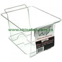 1/2 wire chafing stand for foil pan