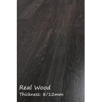 China Laminate flooring Product name:Laminate floor~Real Wood Finish on sale