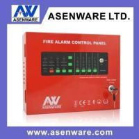 China High quality conventional fire alarm control panel system, 4 loop fire alarm control panel for sale