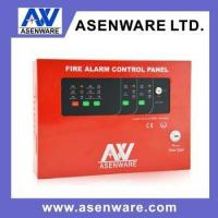 China Popular selling hottest 2 zone alarm control panel, wired fire alarm control panel for sale