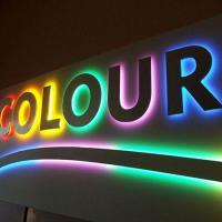 Buy cheap Colorful Backlit Channel Letters from wholesalers