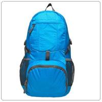Wholesale Portable Lighweight Waterproof unisex ripstop nylon foldable backpack from china suppliers