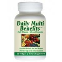 China Multi Vitamins (2) Daily Multi Benefits on sale