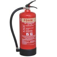 European standard extinguisher