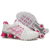 Wholesale Womens Nike Shox R6 II 2011 White Pink from china suppliers
