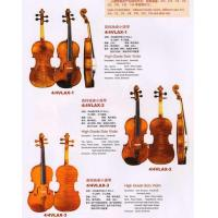 Wholesale String Instruments High Grade Solo Violin from china suppliers