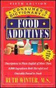 Buy cheap CONSUMER'S DICTIONARY OF FOOD ADDITIVES / 5th Ed from wholesalers