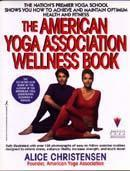 Buy cheap The AMERICAN YOGA ASSOCIATION WELLNESS BOOK from wholesalers
