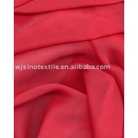 Buy cheap 100% Polyester Chiffon Fabric Dyed from wholesalers