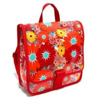 Wholesale Floral Print PVC Backpack from china suppliers