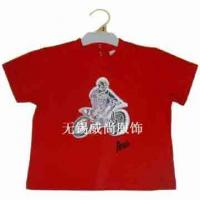 China Baby Short Sleeve T-shirt on sale