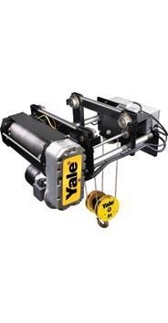 Quality Yale Global King monorail wire rope hoist for sale