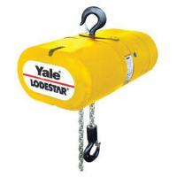 Buy cheap Electric chain hoist model Lodestar with hook from wholesalers