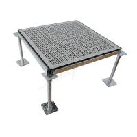 Wholesale 25 Percent HPL PVC Type Steel Perforated Raised Floor from china suppliers