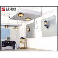 Wholesale UL1598 temperature test ceiling apparatus from china suppliers