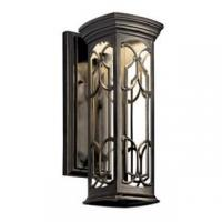 Kichler 49226LED Tuscan Single Light Small LED Outdoor Wall Sconce from the Franceasi Collection for sale