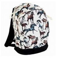 China Dream Of Horses Backpack #14071 on sale